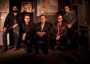The Marwills – Canadian Blues Rockers