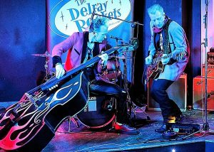 The Delray Rockets - High Octane Rockabilly