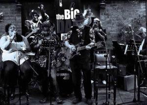 The Big Dan Band - RnB, Soul & Reggae