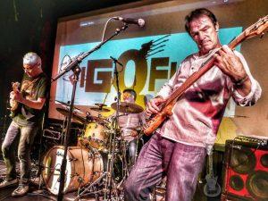 Big Q Fish - Rock With a Twist!