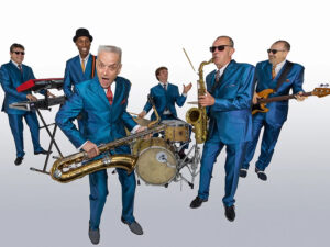 Ricky Cool & the In Crowd - Upbeat Ska and Red Hot R&B