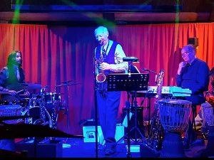 The Dutch Lewis Trio - Jazz @ Joe Joe Jims