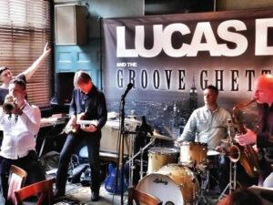 Lucas D & the Groove Ghetto – Acid Jazz & Funk Classics