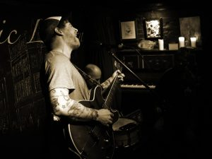 Wes Finch - Singer/Songwriter