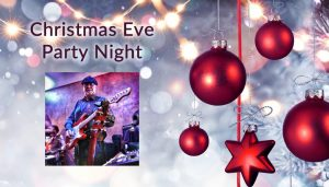 Christmas Eve Party Night with the Big Dan Band