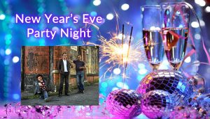 New Year's Eve Party Night with Steve Ajao Blues Giants