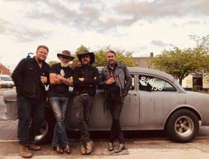 Vincent Flatts Final Drive - Bertie's Birthday & Band Anniversary Gig