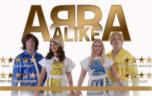 ABBA Alike - EVENT CANCELLED