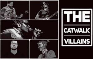The Catwalk Villains – Heavy Rollin' Blues