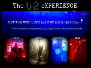 The U2 Experience - A Tribute to U2